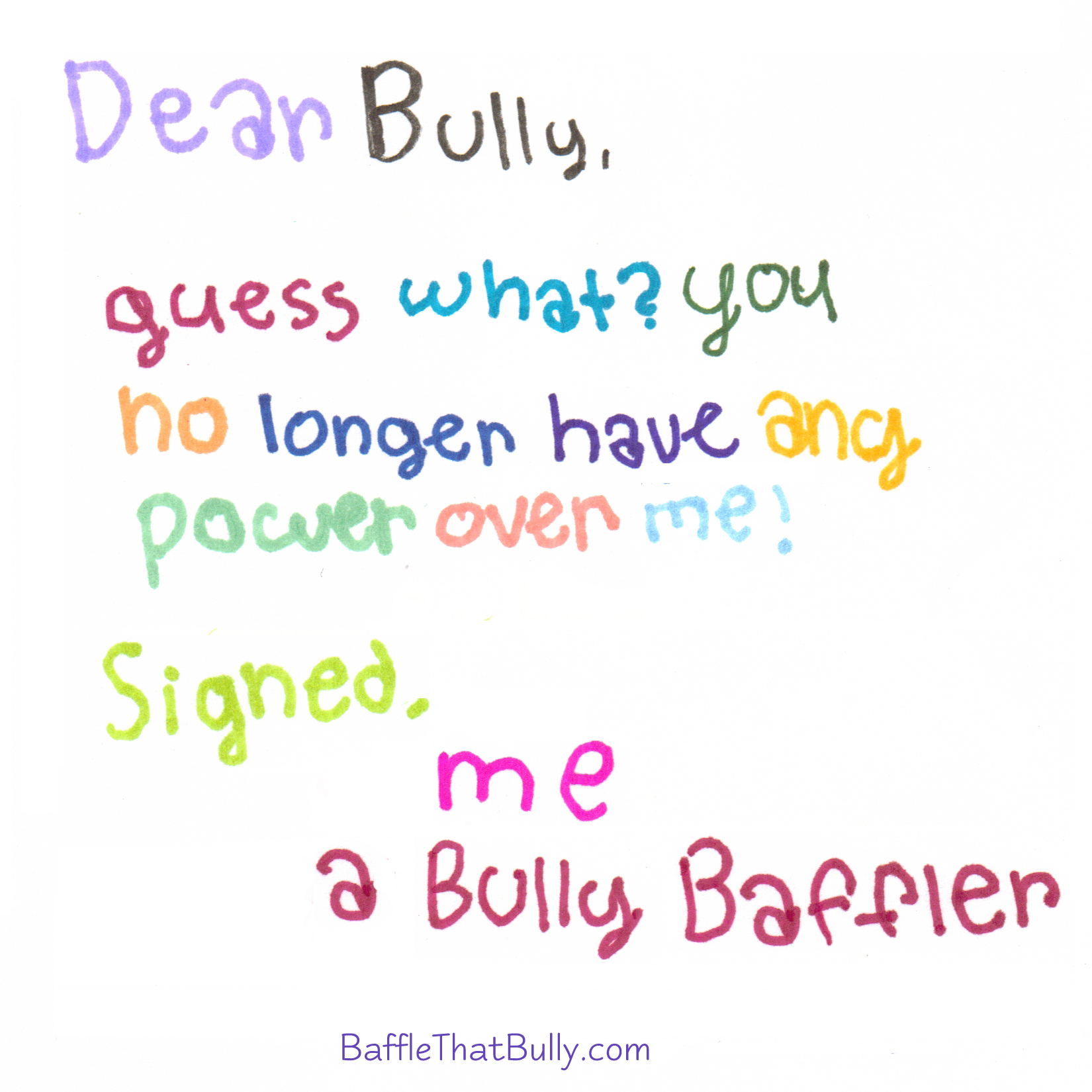 Quotes About Getting Bullied. QuotesGram